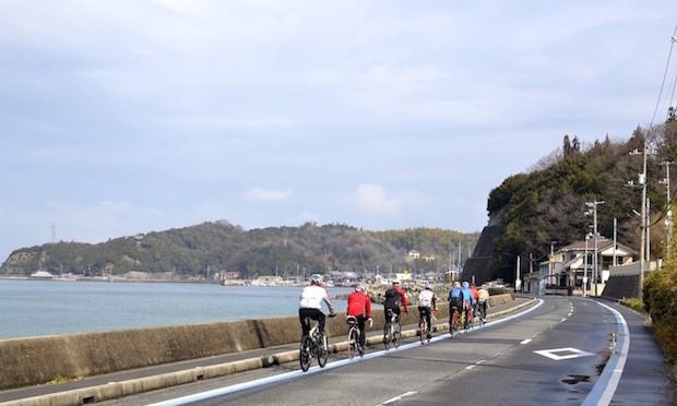 愛媛県・2014年度サイクリングガイド講習会(今治会場)が開催されました
