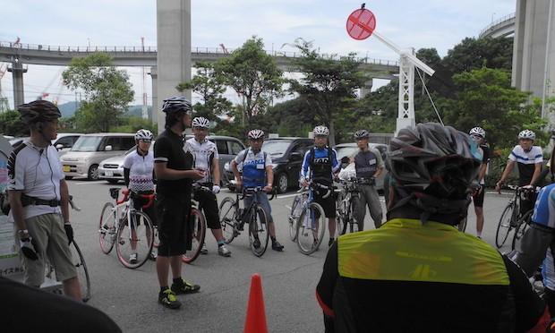 【ニュースリリース】日本初のJCA公認サイクリングガイド検定試験を実施。5名が合格。 – サイクルツーリズムへの貢献が期待される公認サイクリングガイド -
