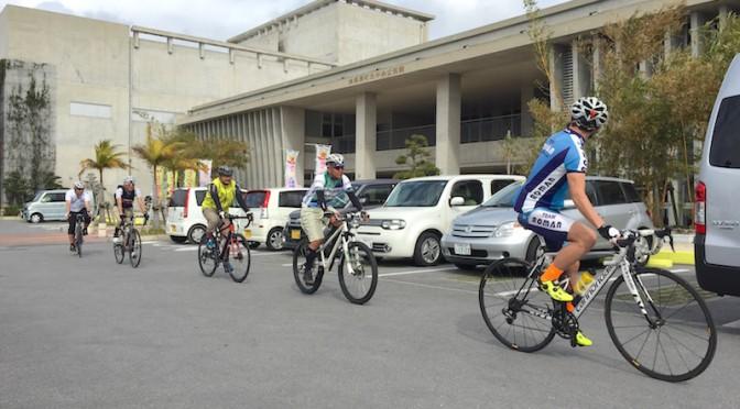 2017年2月、サイクリングガイド養成講座およびJCA検定を沖縄で開催