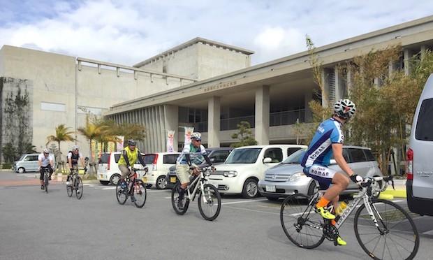 沖縄においてサイクリングガイド養成講習会および検定が実施されました