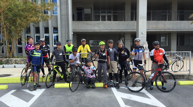 平成27年度サイクリングガイド検定の合格者と今後の活動につきまして