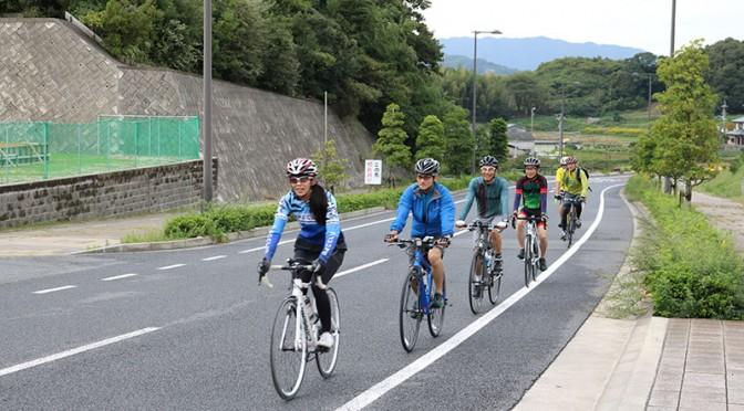 2018年11月、サイクリングガイド検定講習会とJCA検定が愛媛県で開催されます。